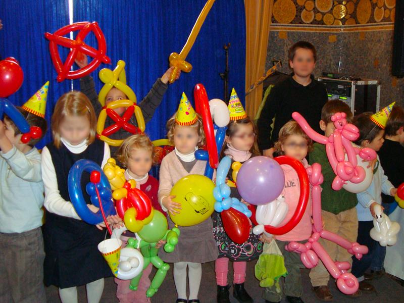 anniversaire d'enfants en Sarthe