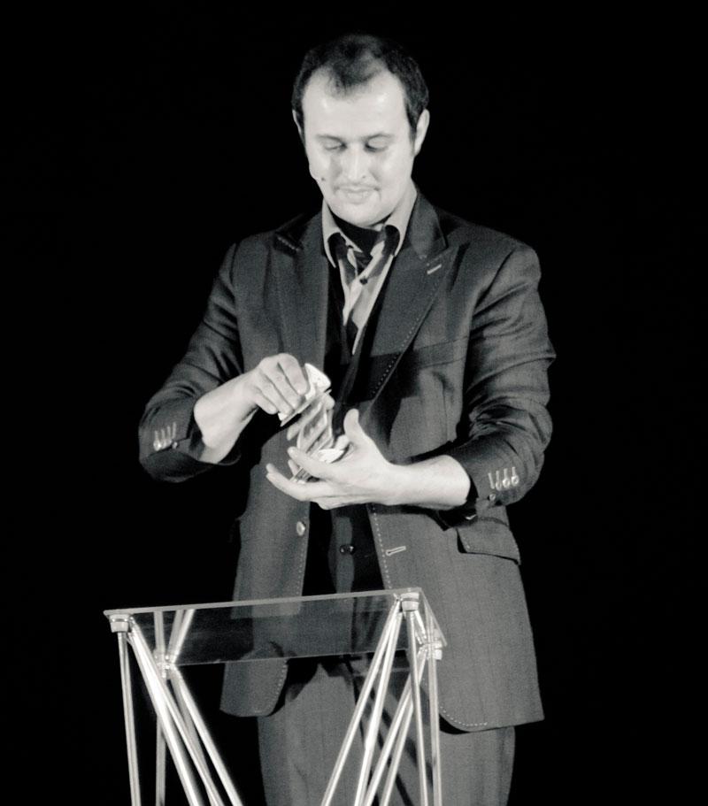 Benoît Magicien
