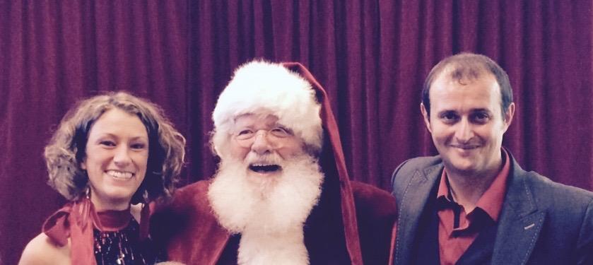 Présentation du père-Noël
