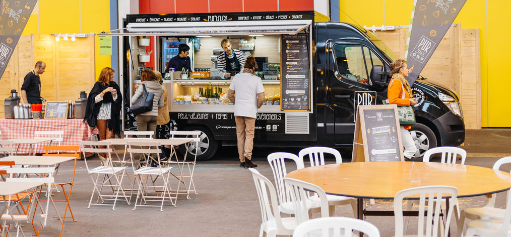 Food truck Sarthe