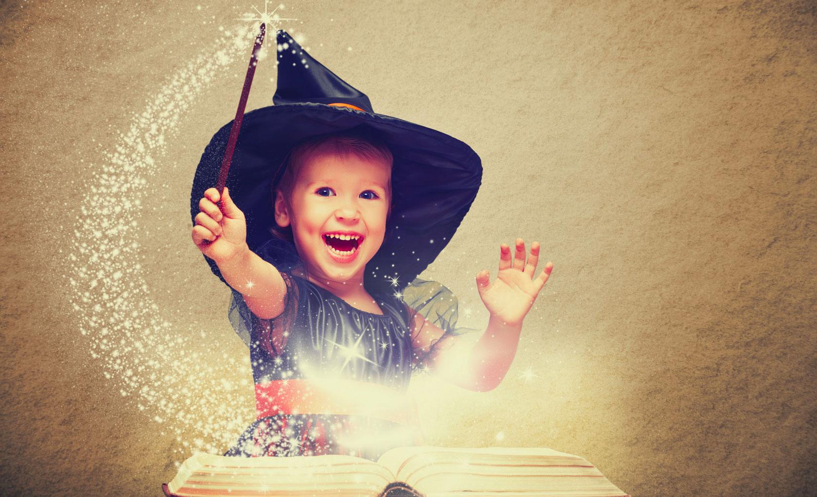Spectacle pour enfants sur le thème d'Halloween